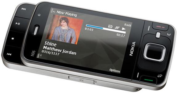 Nokia N-96 - 14 Февраля 2008 - ZAbac-I Sебе отдыХ!